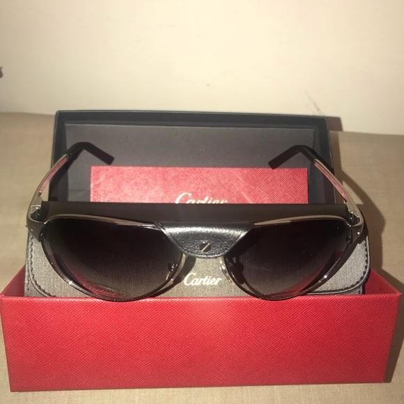 f93b0e1808 Cartier santos dumont Sunglasses